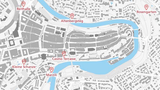 Stadtplan_Bern_Diaconis_Baenke